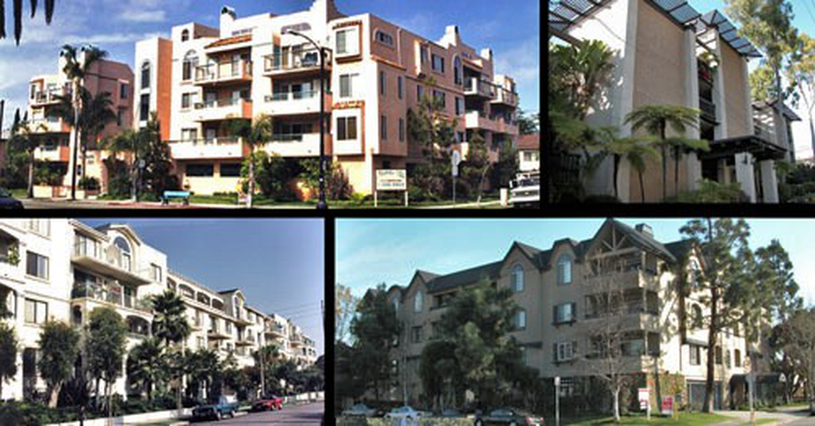 Multi-Residential Collage