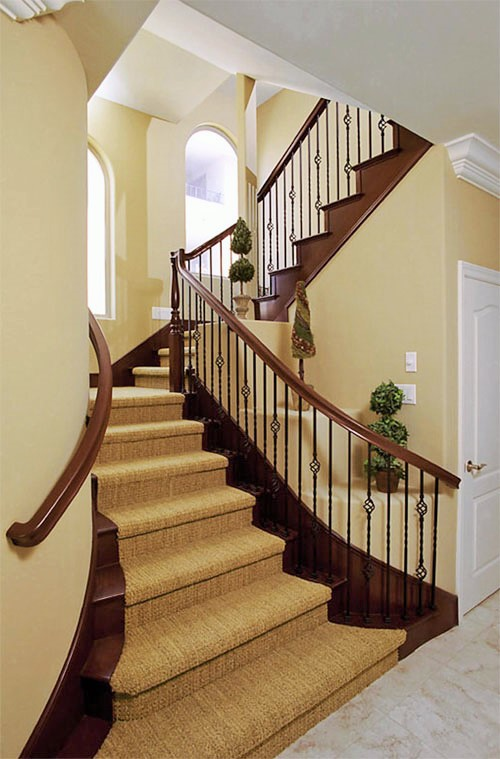 McCune Hilltop Residence - Interior