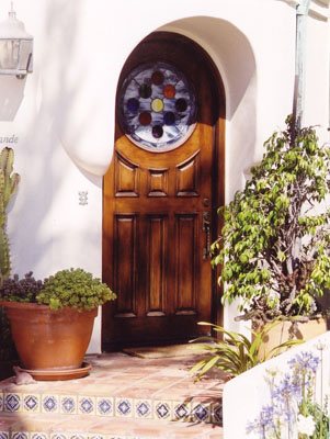 Naples Residence - Entry