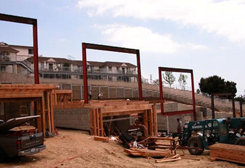 Hillside View Development - Construction Phase