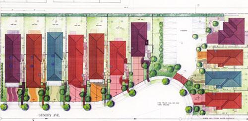 Hillside View Development - Site Proposal