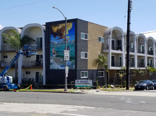 Ximeno Avenue, Long Beach.