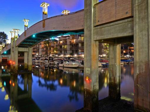 Marina Pacifica Bridge HOA Long Beach